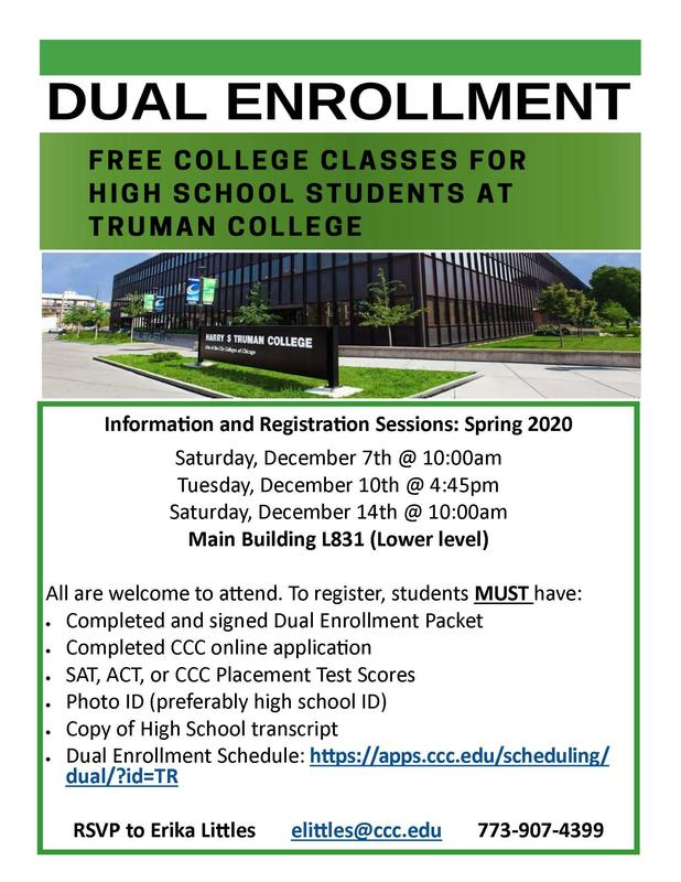 Dual Enrollment College Classes for AHS Students Featured Photo