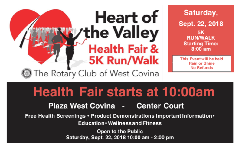 Heart of the Valley Health Fair Featured Photo