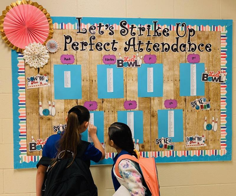 Let's strike up Perfect Attendance! Featured Photo