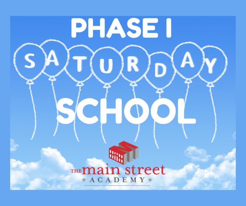 Phase I Saturday School at TMSA Featured Photo