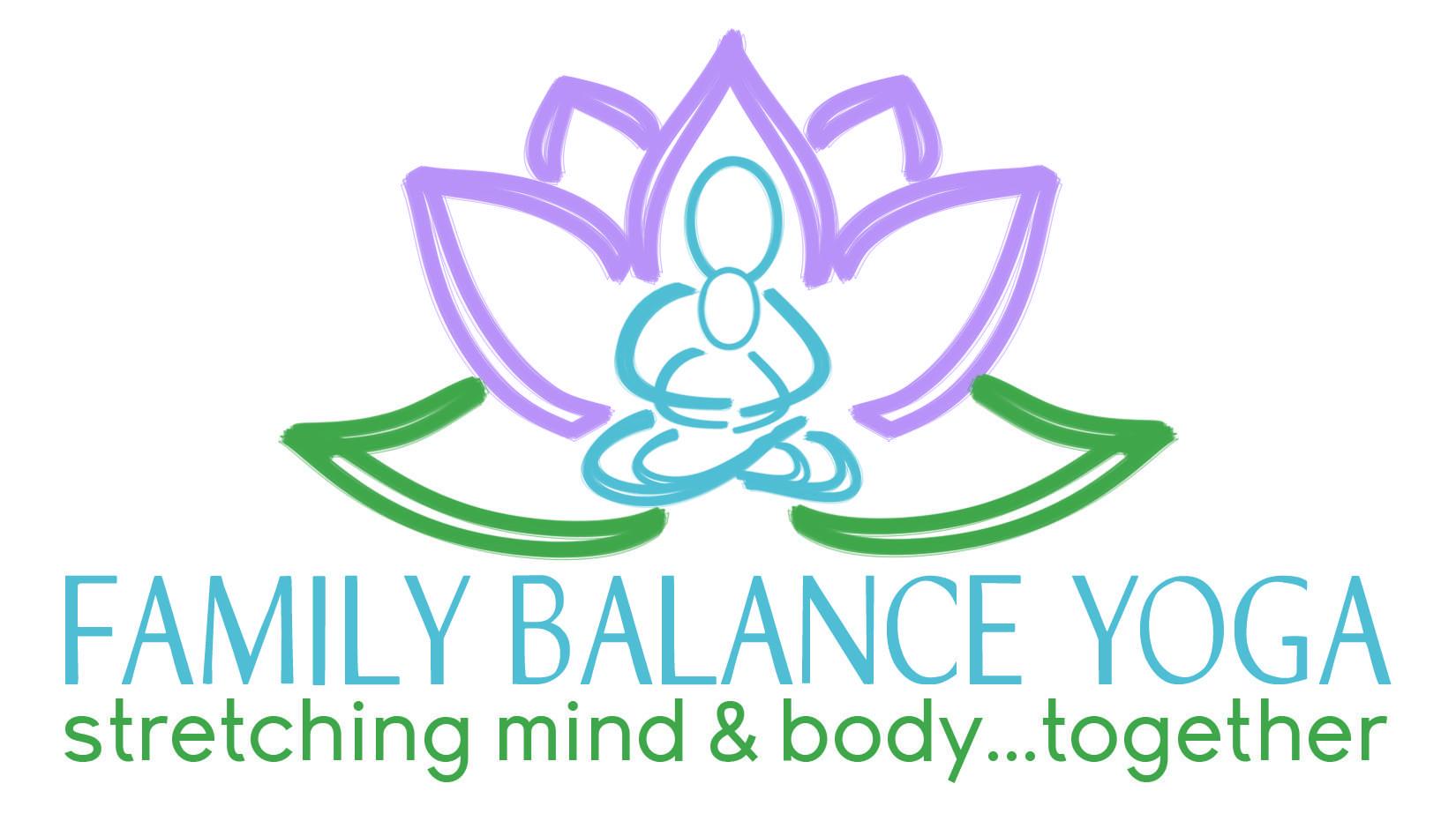 Family Balance Yoga logo