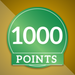 1000 points image