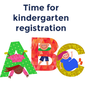 Kinder Registration Logo