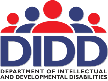 Logo for Department of Intellectual Disabilities