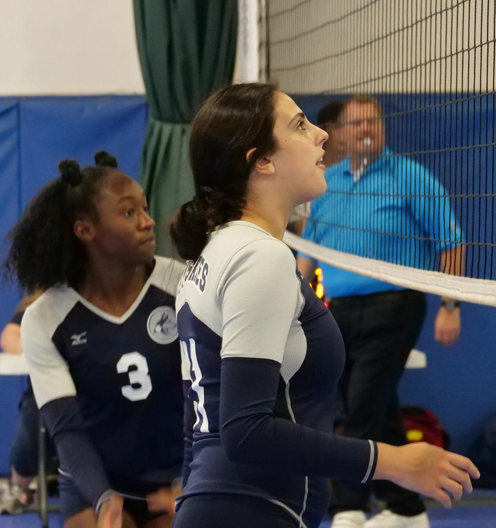 Varsity Girls' Volleyball