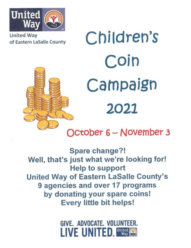 Children's Coin Campaign Featured Photo