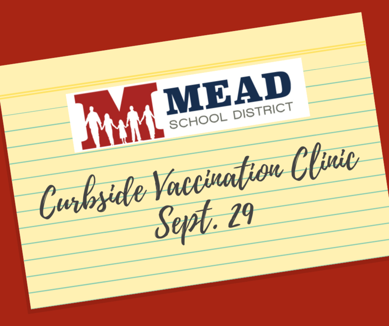 Vaccination Clinic Sept. 29