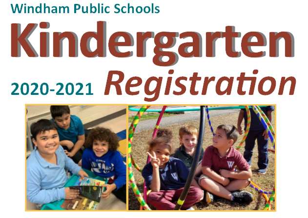 Kindergarten Registration now through June 12 – You can do it all from home, or make an appointment at your child's neighborhood school! Thumbnail Image