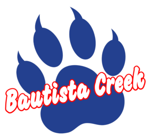 Bautista Creek logo