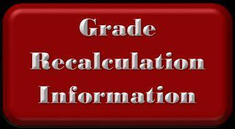 PowerSchool Recalculation Letter