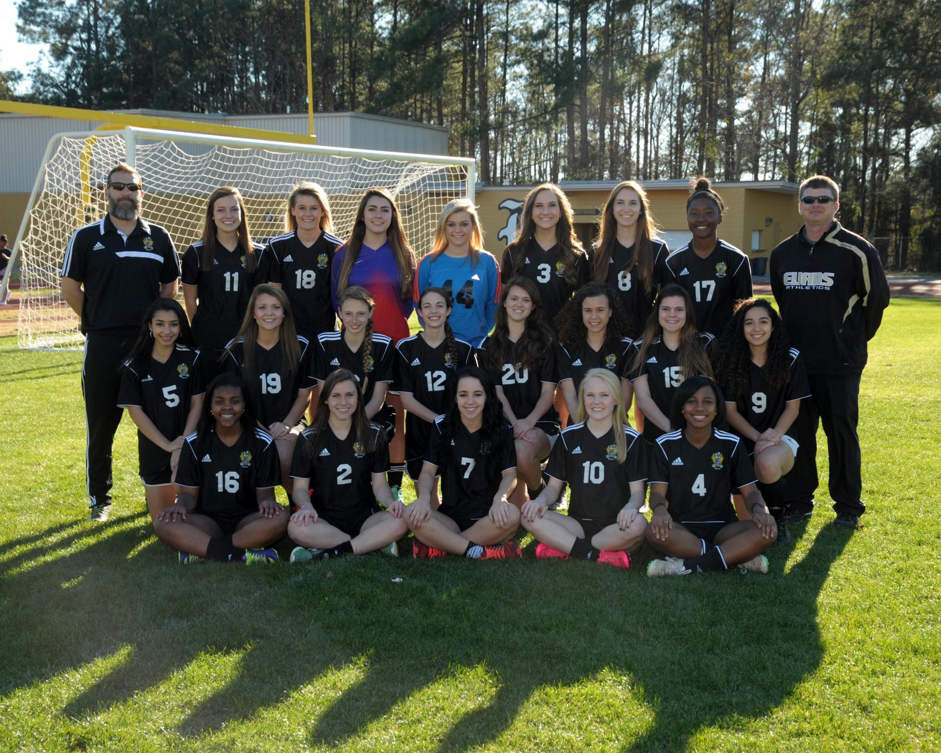 Soccer Team Pic