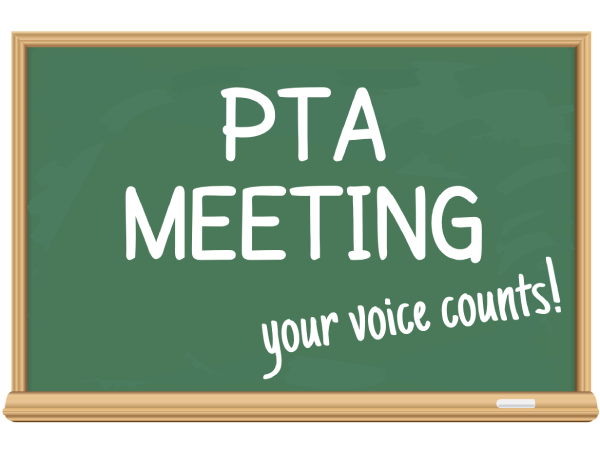 PTA Meeting - February 10, 7:30pm - Zoom Featured Photo
