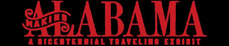 Alabama Bicentennial Exhibit Logo
