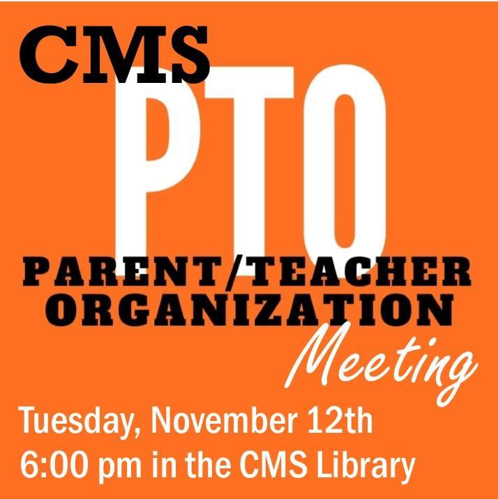 CMS PTO Meeting Featured Photo