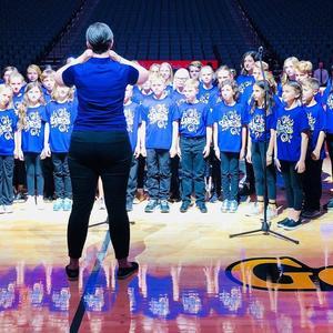 choir at kings game Oct 2018.jpg
