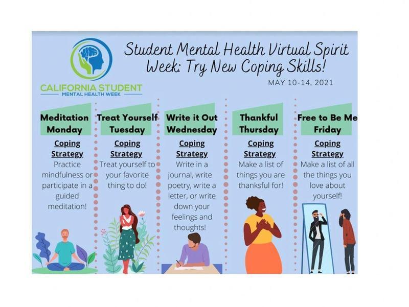 Student Mental Health Awareness Week 2021 Featured Photo