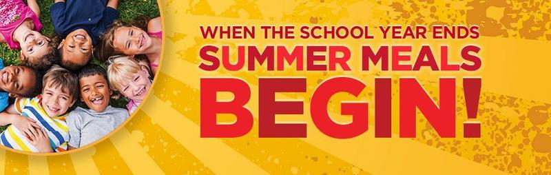 Summer Feeding Program Dates Extended Thumbnail Image