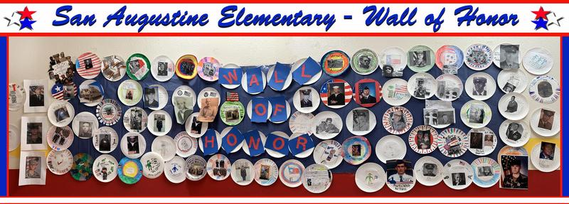 SAES Wall of Honor