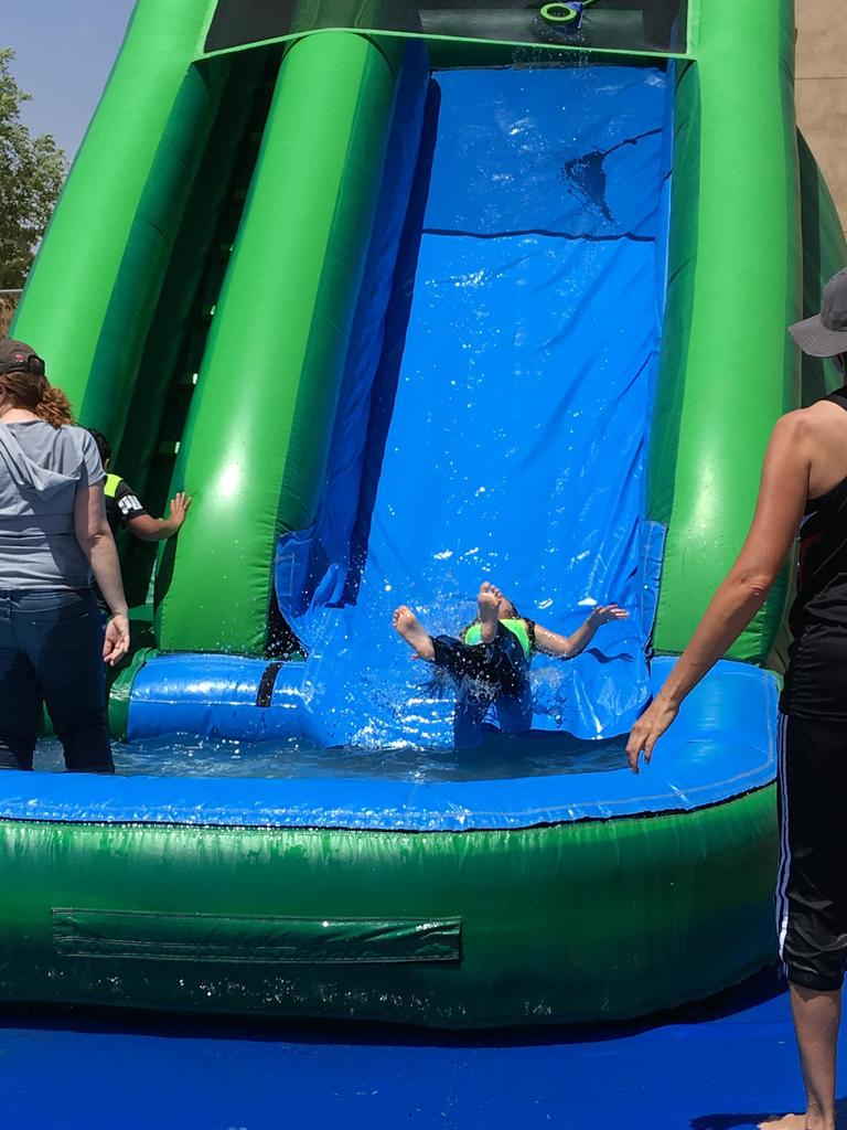 Water Day fun