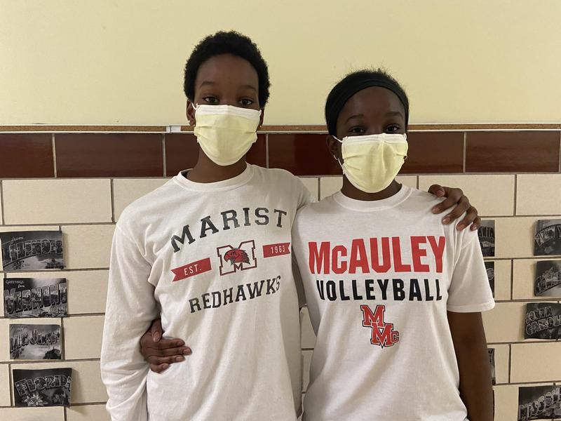 Class of 2021 Twins to attend Marist & McAuley! Featured Photo