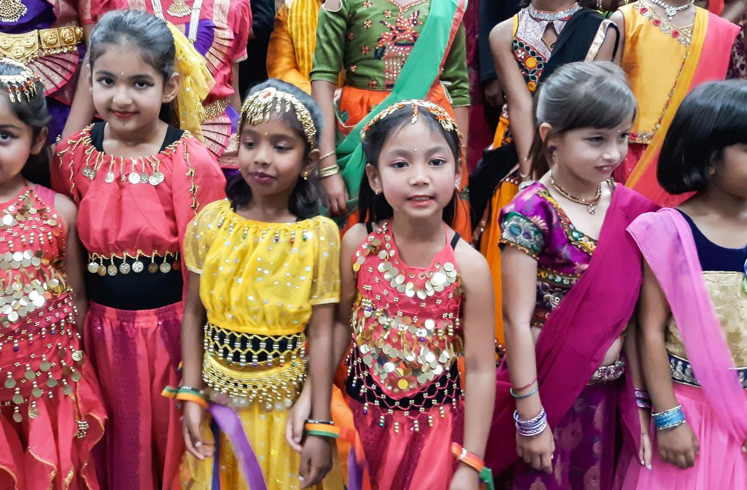 Diwali Students