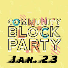 Community block party