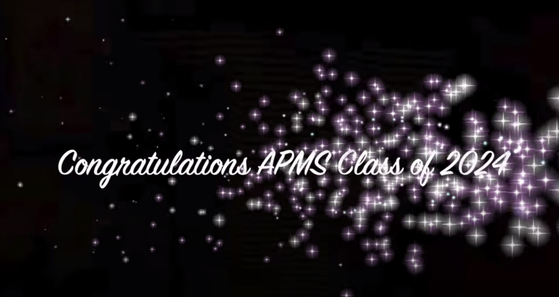 Congrats Class of 2024