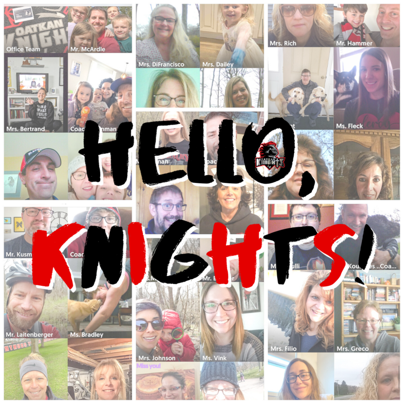 Hello, Knights! Featured Photo