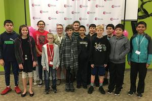 GeoBee CMS finalists