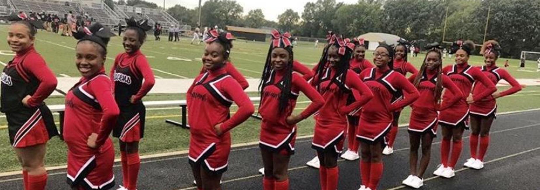 ORA Cheerleaders