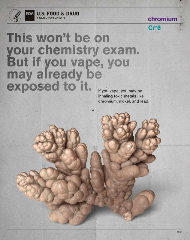 Dangers of Vaping Featured Photo