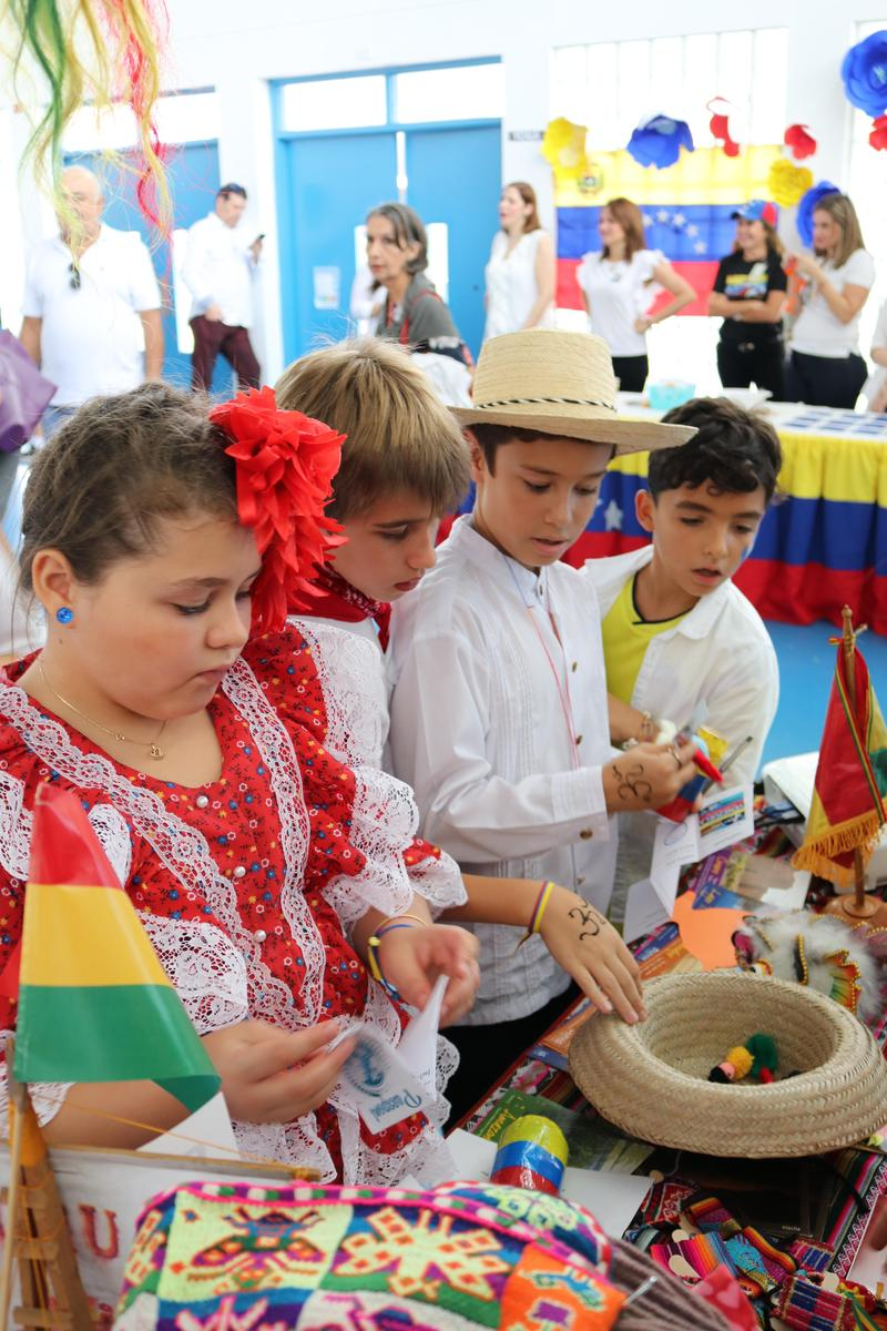 Elementary International Day A Celebration Around the World Featured Photo