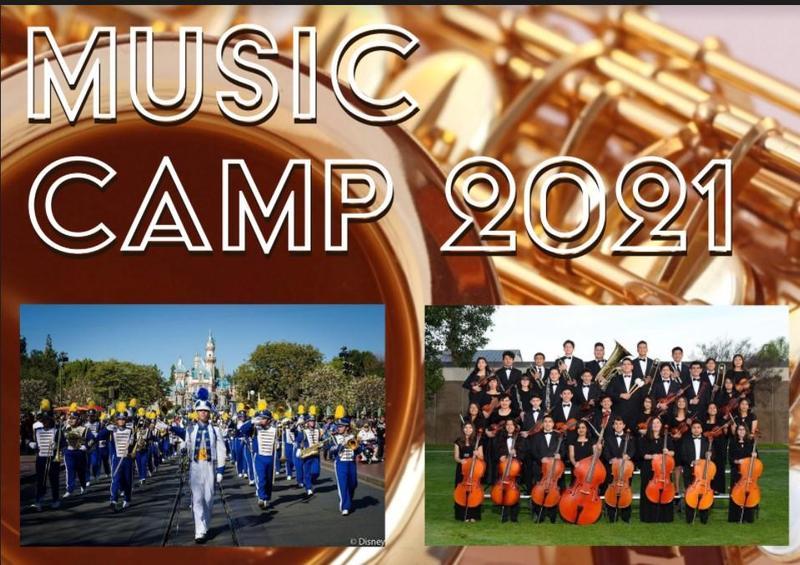 Music Camp 2021