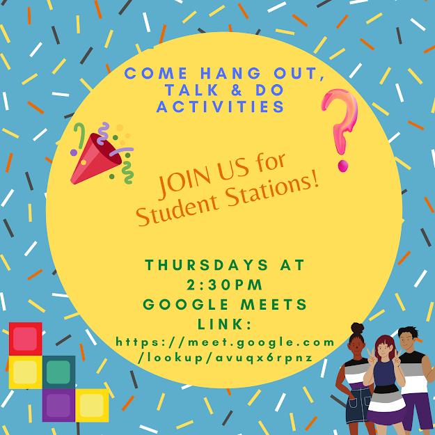 Student Station Thursdays