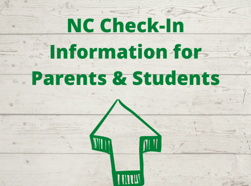 NC Check-In Information