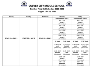 Panther Prep Bell Schedule 21-22.png