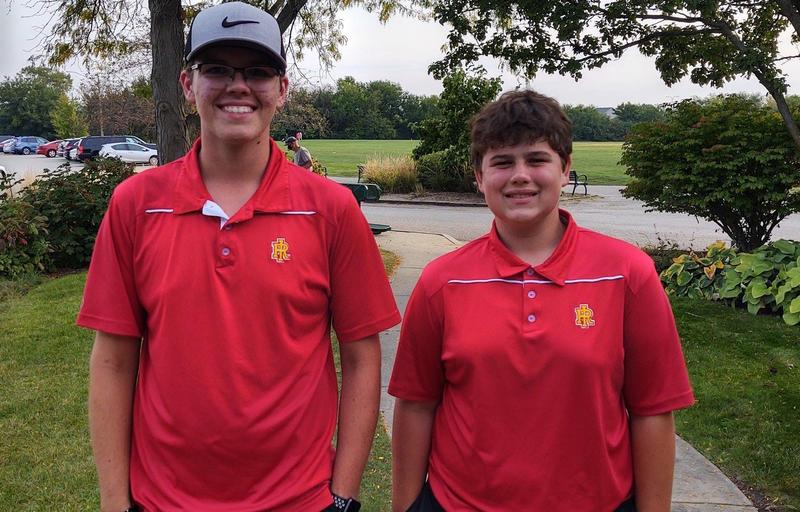 RIHS Golfers Advancing to Sectionals Featured Photo