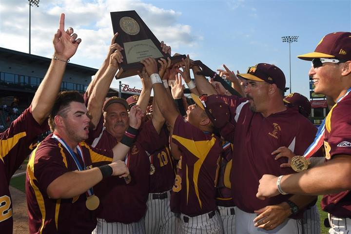 Deer Park High School - Baseball