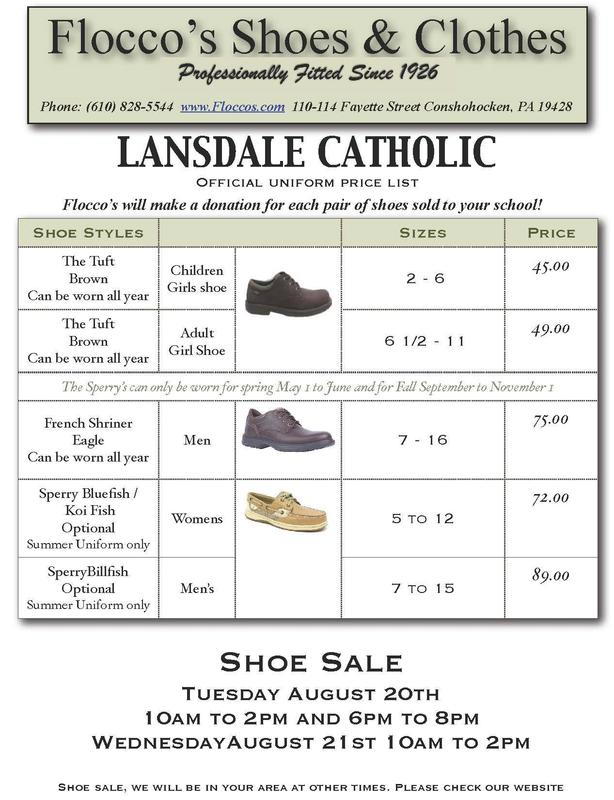 Flocco's Shoe Sale Final Hours Today Until 2 pm Featured Photo