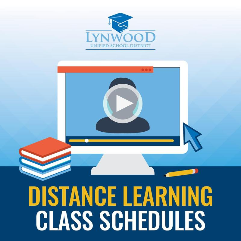 Distance Learning Class Schedules Featured Photo