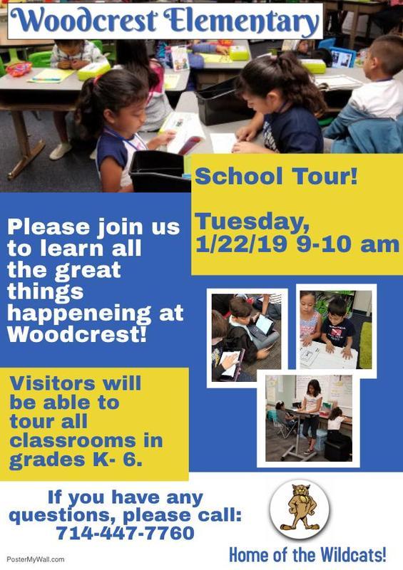 School Tour Featured Photo