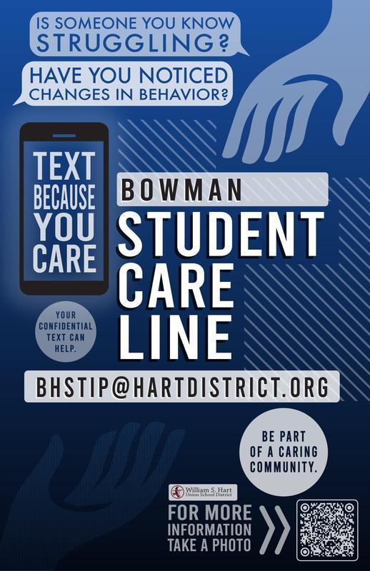 Student care line