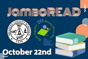 JamboREAD - October 22nd 4-6 pm