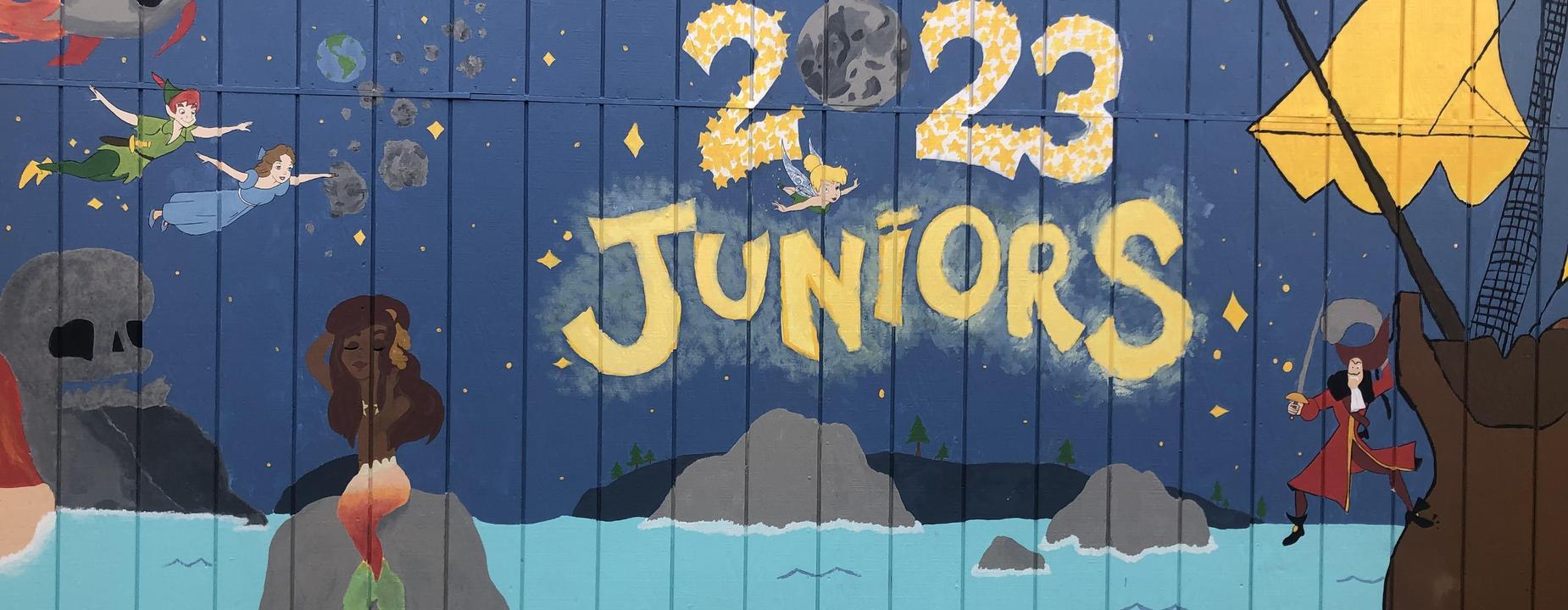 Juniors Mural