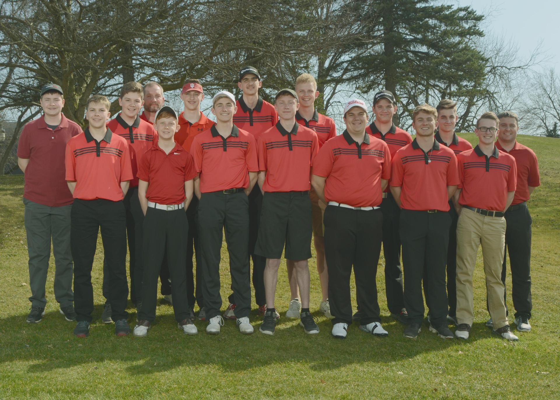 2017-2018 Baron Golf