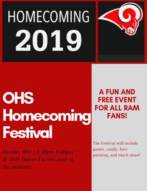 OHS Homecoming