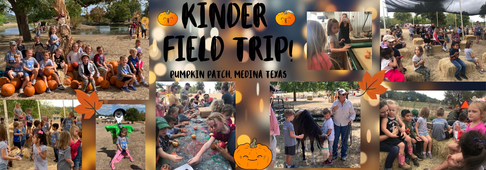 Kinder Field Trip