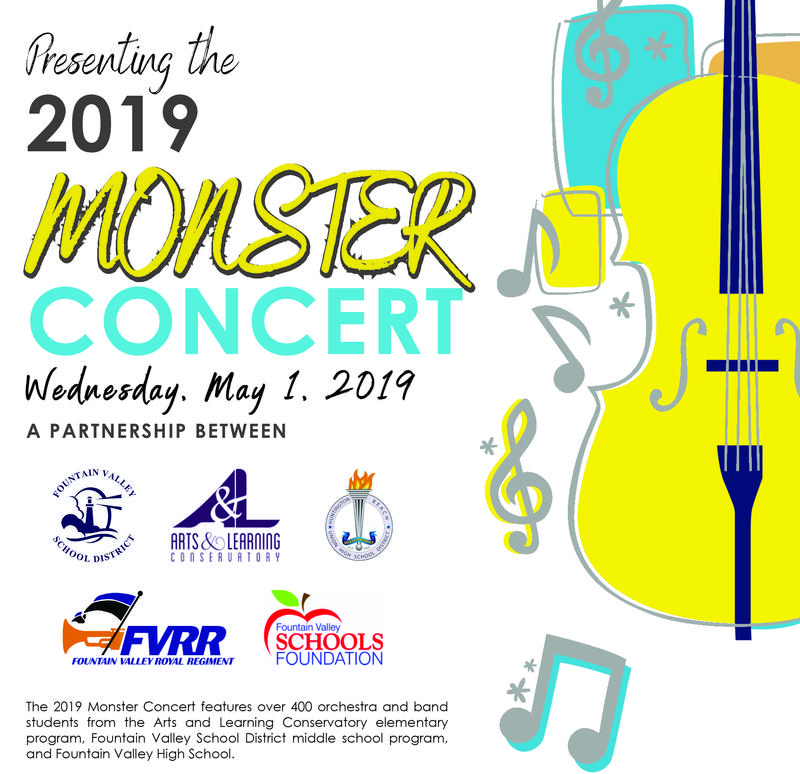 2019 Monster Concert