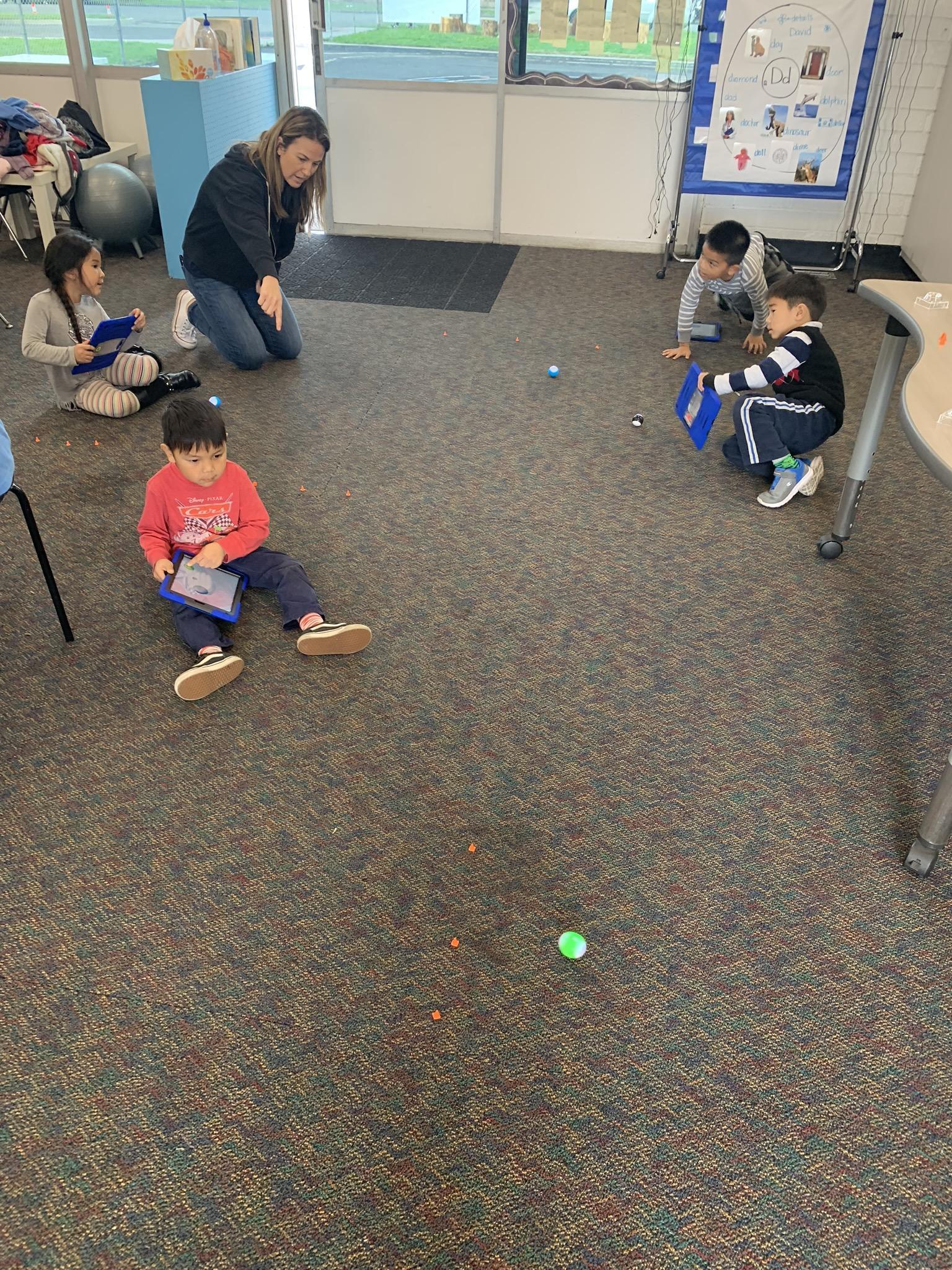 coding with spheros