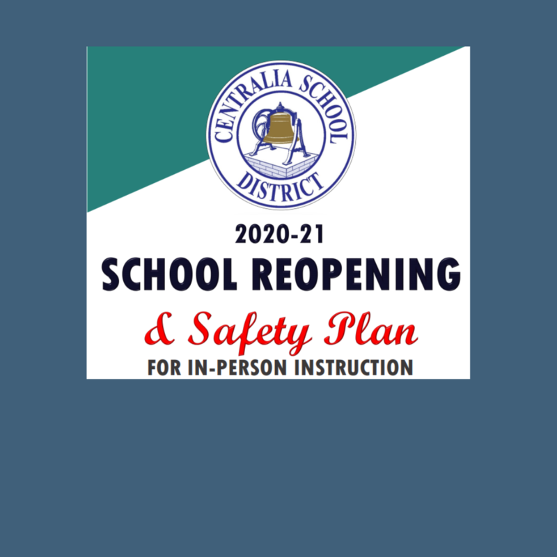 Reopening of Schools & Safety Plan